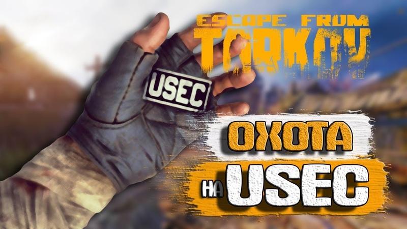 Побег из Таркова 🔥 Убить 30 диких и 5 usec 🔥 EFT 🔥 Escape From Tarkov