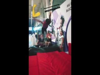 Прыжки на батуте бесплатно Чир центр Челябинск