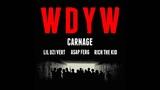 WDYW - Carnage feat. Lil Uzi Vert, A$AP Ferg, Rich The Kid Instrumental