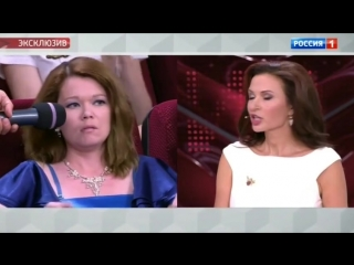 Эвелина Бледанс подралась в Прямом эфире