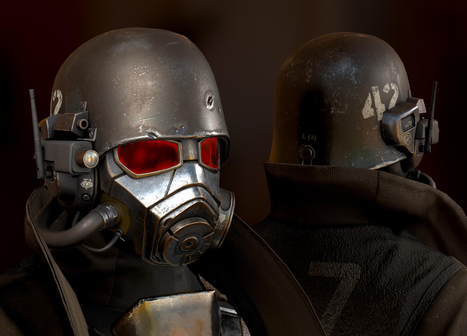 Работы Toby Burnside для Fallout 4 New Vegas