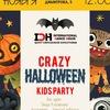 Happy Halloween kids party