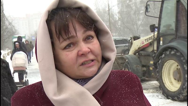С 25 февраля в уборке города от снега коммунальщикам будут помогать эвакуаторы