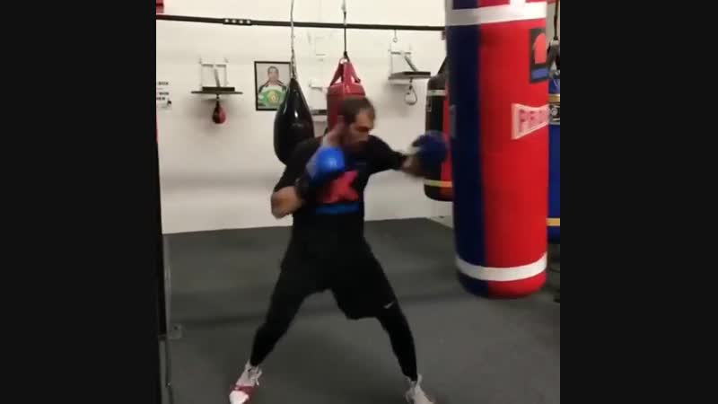 Sergey Krusher Kovalev Training For Alvarez