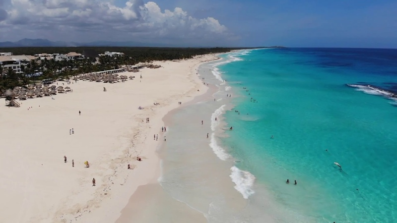 Punta Cana coast