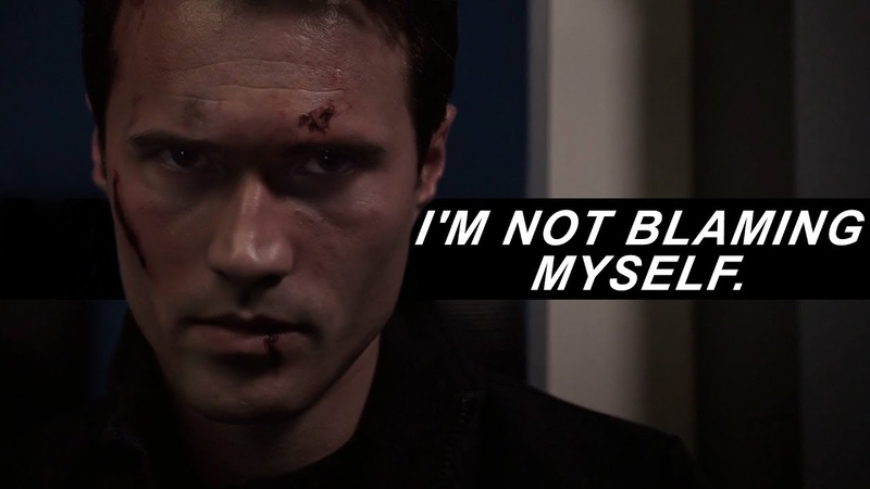 Grant Ward | I'm not blaming myself