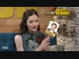 Mackenzie Foy mentions Robert Pattinson In IMDb Game (The One She Could Bring To Disney Forcing Him To Wear Mickey Ears)