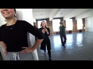 Классы насти ивановой в byebye ballet