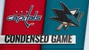 02/14/19 Condensed Game: Capitals @ Sharks