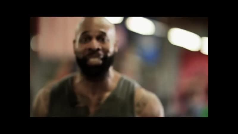 CT Fletcher. Плюшевая Борода - Тренировка Спины