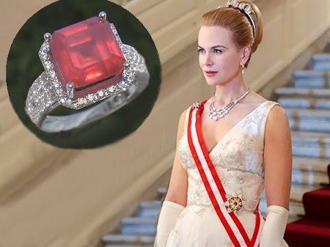 Nicole Kidman Pigeon Blood Red Collector's Burma Ruby NEAR FLAWLESS Diamond Ring AUCTION