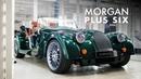 New Morgan Plus Six: Packing BMW Z4/Supra Power   Carfection 4K