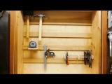Шкаф для рабочего инструмента