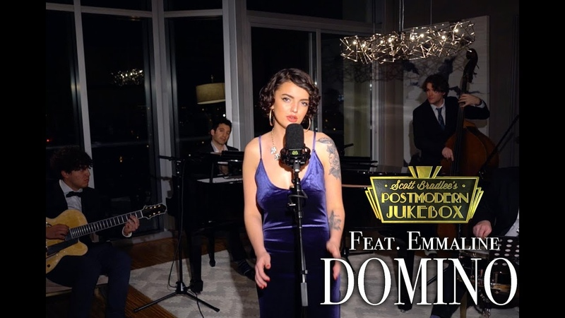 Domino Jessie J Billie Holiday Style Cover ft Emmaline