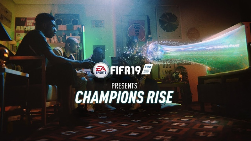 FIFA 19 | Official Trailer | АРЕНА64 Кибер-Пространство Красноярска