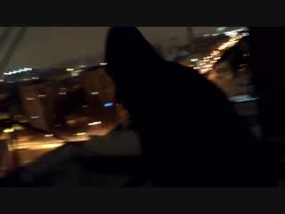 Антенна уходит с крыши
