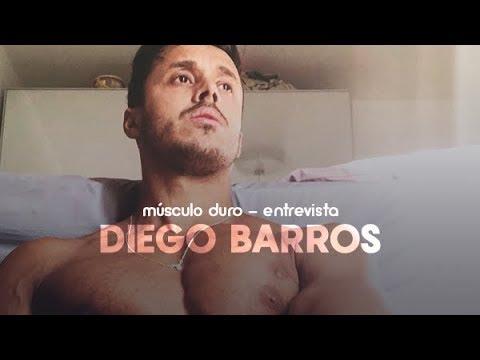 Diego Barros Entrevista Músculo Duro
