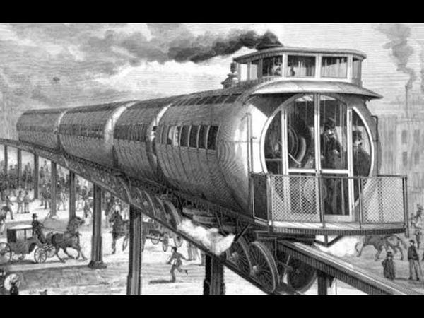 Допотопное метро Ливерпуля или безумный миллионер