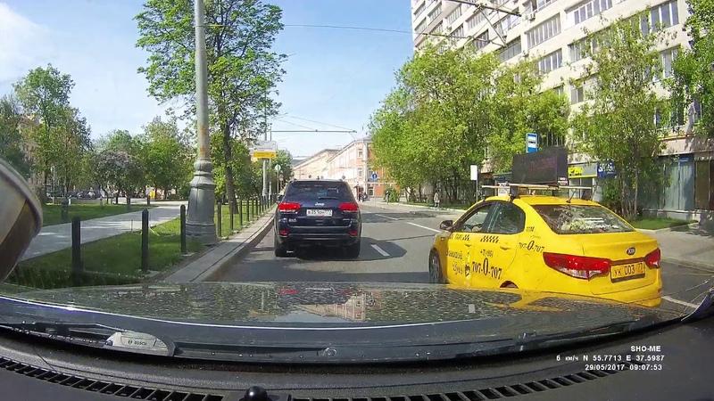 ДТП, Москва, Nissan Navara end Nissan Juke