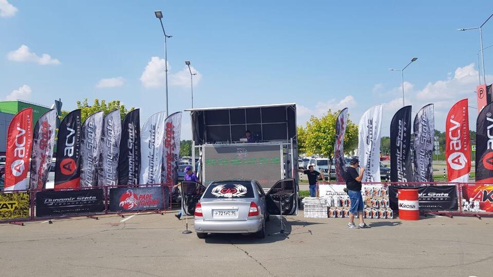 AKross - спонсор соревнований по автозвуку в формате BTL в 2019 ujle