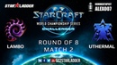 2019 WCS Summer Challenger EU - Ro8 Match 2: Lambo (Z) vs uThermal (T)