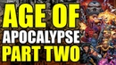 Age of Apocalypse - Part 2 - Map of The New World