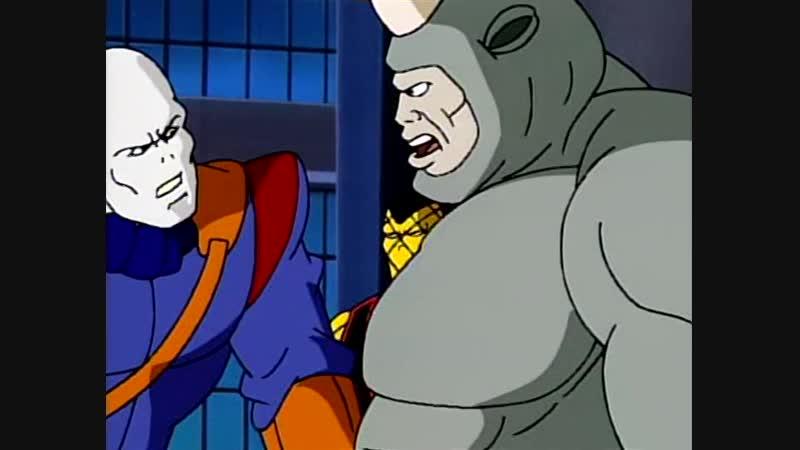 Человек-Паук 1994 2x01 - The Insidious Six