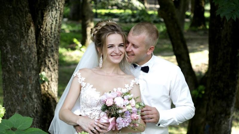 Свадебный клип Игоря и Светланы