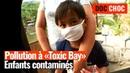 Philippine Les enfants de Toxic Bay Documentaire CHOC