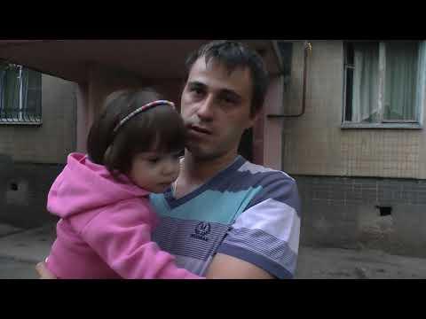 помощь жительницы Калининграда одинокому отцу с ребенком