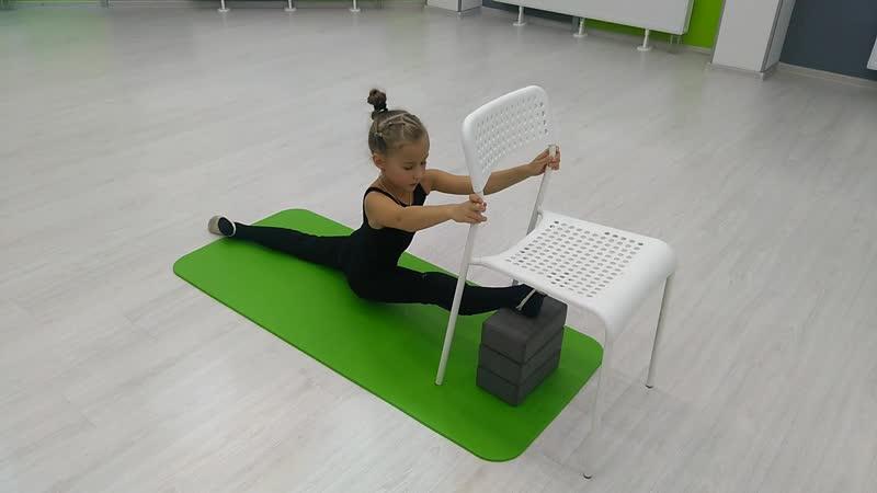 Гимнастика с Иванушкиной