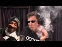 Илон Маск курит марихуану в эфире у Джо Рогана/косяк Илона Маска/упали акции TESLA