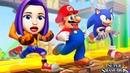 Super Smash Bros Ultimate 2018 - веселая игра для детей | ЮПИ | Супер Марио Смэш Брос