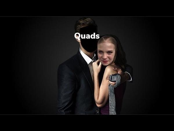 Fifty shades of quads | Пятьдесят оттенков квадов | Alexandra Trusova