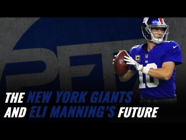 The New York Giants and Eli Manning's Future   PFF