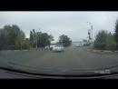 Перекресток Михайловское шоссе - Дзгоева - октябрь 2018г.