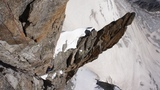 Pilier Gervasutti Mont-Blanc du Tacul Chamonix Mont-Blanc alpinisme escalade montagne - 10032