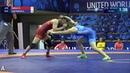 59 кг Алина Казымова Россия-САХА - Саи Наньо Япония/Первенство Мира-2018
