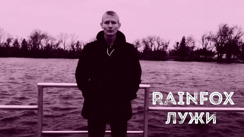 Rain Fox / Лис Дождя - Лужи | Puddles