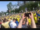 Спасибо, Россия! от шведов в Екатеринбурге. Июнь 2018