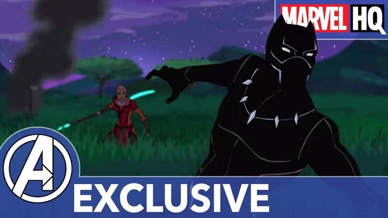 Crossbones Chooses Consequences!   Black Panther's Quest   Marvel's Avengers (SHORT)