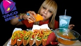 Taco Bell Mukbang with BLoves Sauce