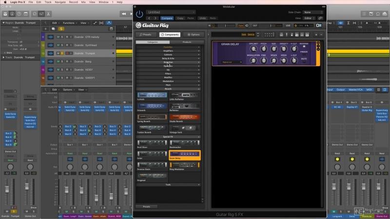 Ask Video - Komplete 201 Kompletes Mixing Plugins
