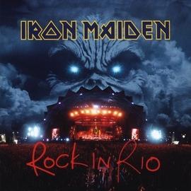 Iron Maiden альбом Rock In Rio [Live]