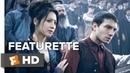 «Фантастические твари: Преступления Грин-де-Вальда» (Fantastic Beasts: The Crimes of Grindelwald) - Featurette - The Adventure Continues