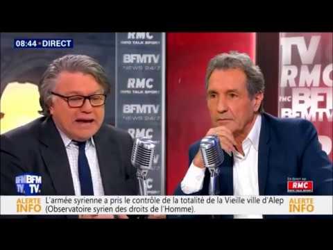 [Gilbert Collard] très en forme chez Jean Jacques Bourdin 07/12/2016