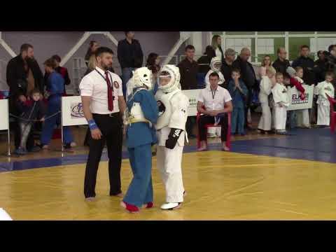 Открытый чемпионат и первенство Псковской области по КУДО (20.10.2018 г.).