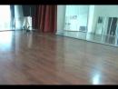 Tango tutorial for lady steps- Walking forward