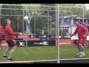 Ковальчук победил Овечкина в футбол / Как хоккеисты сборной России чеканят мяч