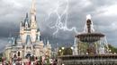 Tornado Warning at Walt Disney World! 🌪 - Orlando, Florida (3.20.2018)